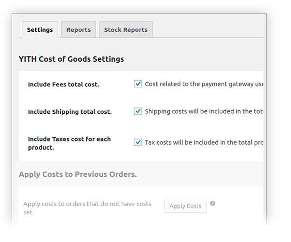 YITH Cost of Goods for WooCommerce6 - YITH Cost of Goods for WooCommerce