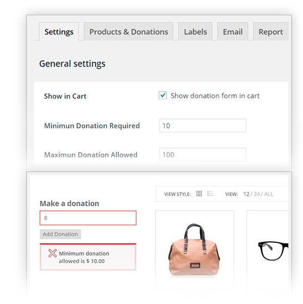 YITH Donations for WooCommerce Premium 2 - YITH Donations for WooCommerce Premium