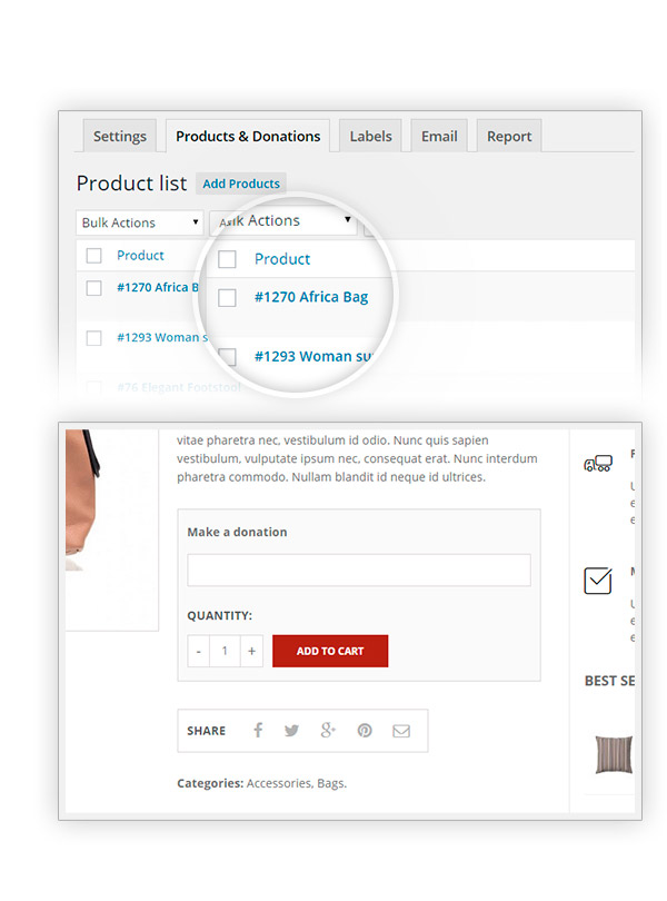 YITH Donations for WooCommerce Premium 4 - YITH Donations for WooCommerce Premium