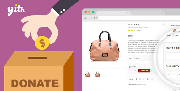 YITH Donations for WooCommerce Premium - YITH Donations for WooCommerce Premium
