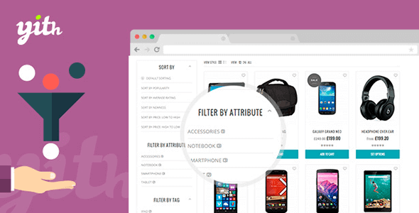 YITH WooCommerce Ajax Product Filter Premium - YITH WooCommerce Ajax Product Filter Premium
