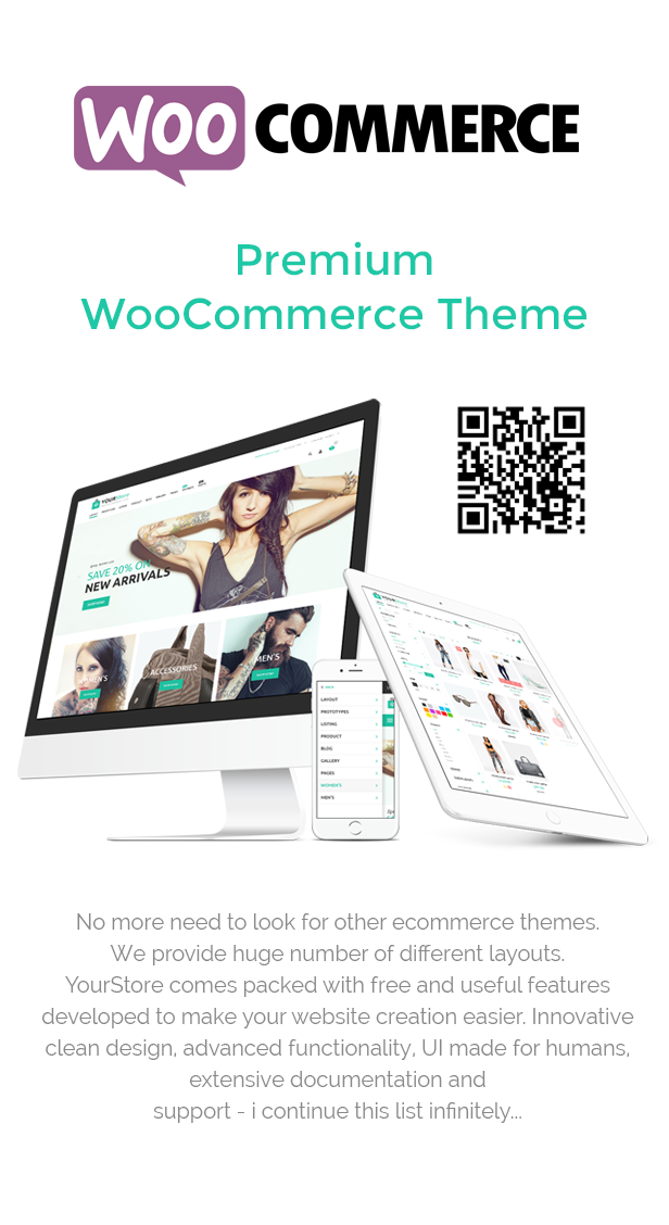 Шаблон YourStore-Woocommercetheme