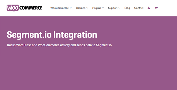 woocommerce segment io integration - Segment.io Integration