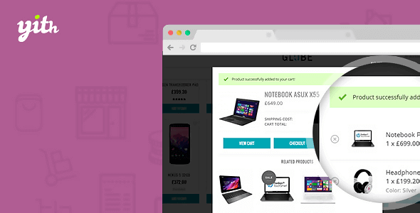 YITH WooCommerce Added to Cart Popup Premium - YITH WooCommerce Added to Cart Popup Premium