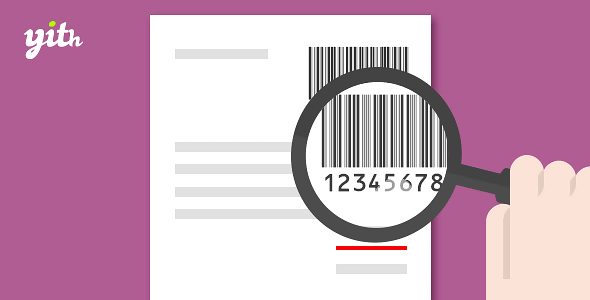 YITH WooCommerce Barcodes Premium - YITH WooCommerce Barcodes Premium