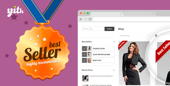 YITH WooCommerce Best Sellers Premium - YITH WooCommerce Best Sellers Premium