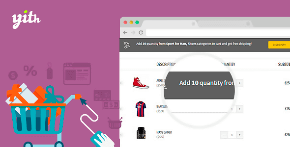YITH WooCommerce Cart Messages Premium - YITH WooCommerce Cart Messages Premium