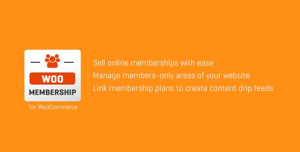 WooCommerce Membership - WooCommerce Membership