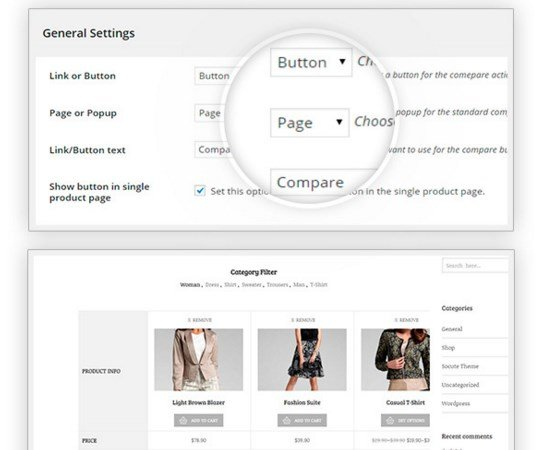YITH WooCommerce Compare Premium3 - YITH WooCommerce Compare Premium