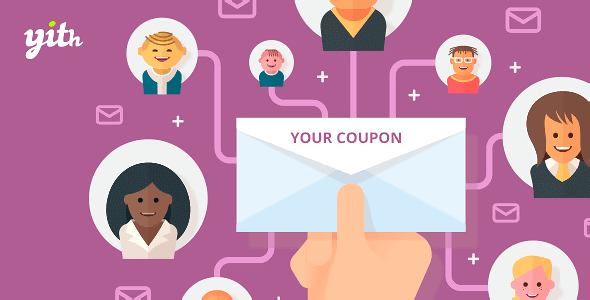 YITH WooCommerce Coupon Email System Premium - YITH WooCommerce Coupon Email System Premium