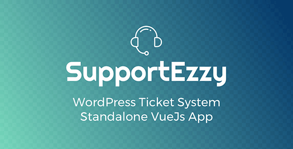 8 envato cover - SupportEzzy - WordPress Ticket System