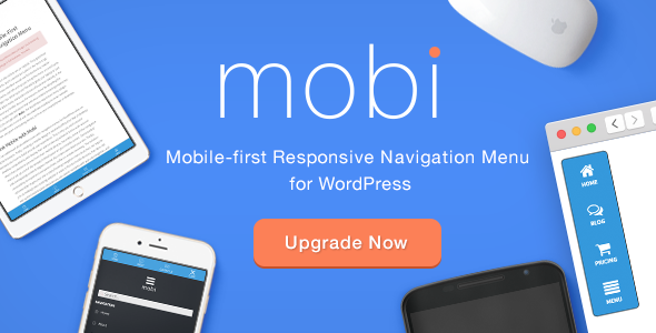 banner - mobi | Mobile First WordPress Responsive Navigation Menu Plugin