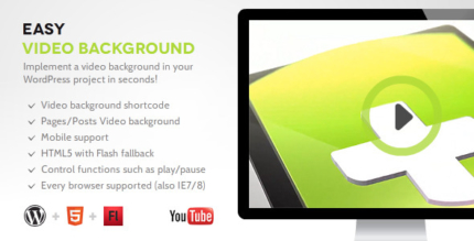 easy video background wp 430x219 - Easy Video Background WP